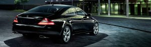 CLS 550 Couple black 2009