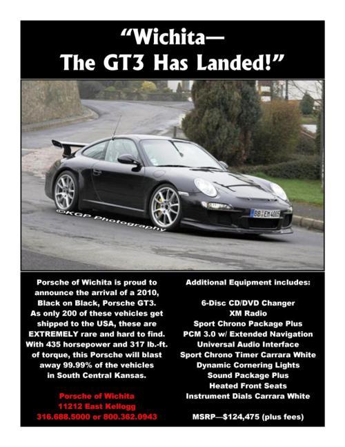 Porsche Blast