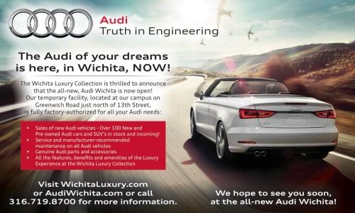 Audi Now Open