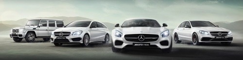 MB AMG Line Up